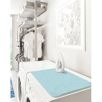 Laundry Solutions By Westex Portable Ironing Pad Stencil Blue