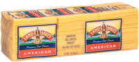 Land O'Lakes® Yellow American Premium Deli Cheese 5 lb. Package