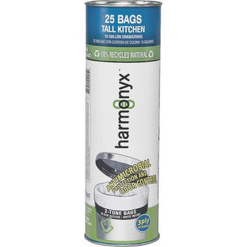 Harmonyx Trash Bags 13 gal. Tall Kitchen Trash Bags (20-Count)