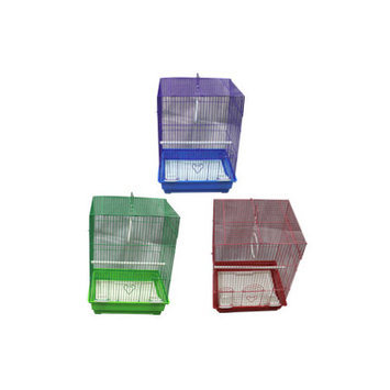 Iconic Pet Assortment YD Flat Top Bird Cage Set Of 6 Medium