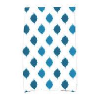 E By Design Hannukah Hand Towel Color: Teal