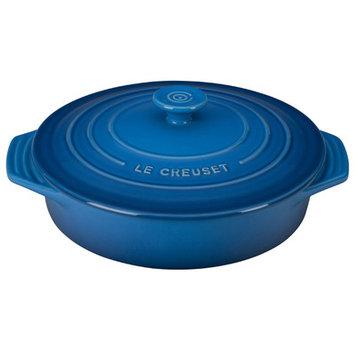 Le Creuset Stoneware 2.1-Qt. Covered Round Casserole Color: Marseille