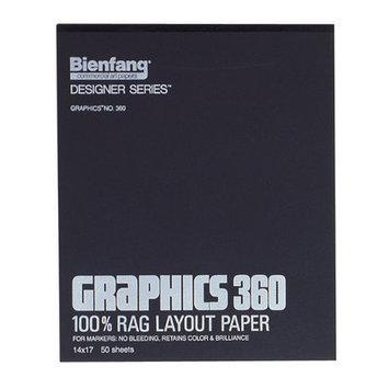 Alvin & Company Alvin 360-1 Graphics Marker Paper 9x12