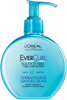 EverCurl Curl Care System Hydracharge Leave-In Cream Pump