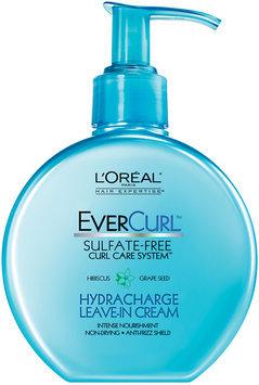EverCurl Curl Care System Hydracharge Leave-In Cream Pump
