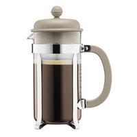 Bodum Caffettiera 8 Cup Coffee Maker Color: Beige
