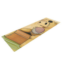 Kess Inhouse In All the While by Matthew Reid Yoga Mat