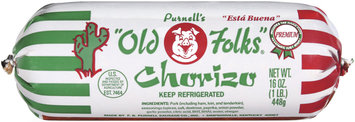 Purnell's Old Folks Chorizo Sausage