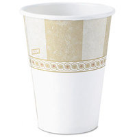 Dixie Food Service Pathways Paper Hot Cups, 10 Oz, 1000/Carton