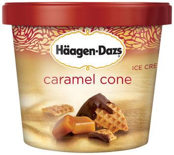 Häagen-Dazs Caramel Cone Ice Cream Cup