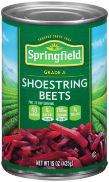 Springfield® Shoestring Beets 15 oz. Can