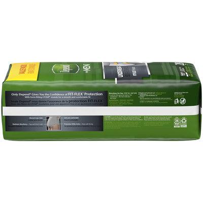 Depend® for Men Maximum Absorbency L/XL Underwear 28 ct Pack