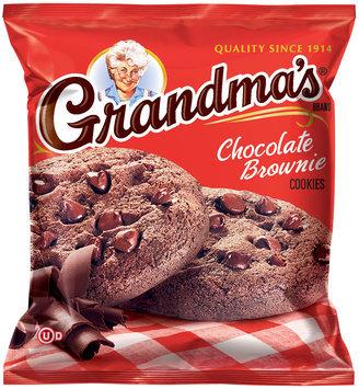 Grandma's® Chocolate Brownie Cookies 2.875 oz. Bag