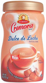 Cremora Dulce De Leche Creamer 8 Oz Plastic Bottle