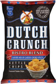 Dutch Crunch® Bistro Blend Kettle Potato Chips 9 oz. Bag