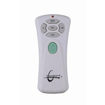 Concord Fans Fan Remote Control Set in White