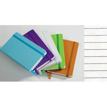 Kikkerland Hard Cover Pocket Notebook Type: Ruled, Color: Pastel