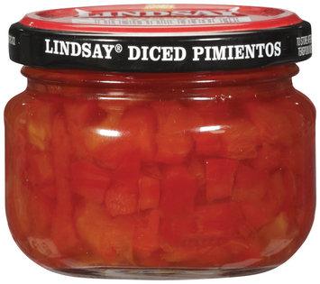 Lindsay® Diced Pimentos
