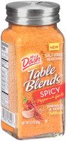 Mrs Dash® Table Blends™ Spicy Pepper with Garlic Salt-Free Seasoning Blend 2.3 oz. Shaker