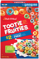 Malt-O-Meal® Tootie Fruities® Cereal 13 oz. Box