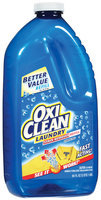 Oxi Clean Chlorine Free Refill Laundry Stain Remover 64 Oz Jug