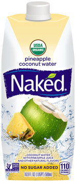 Naked® Pineapple Coconut Water