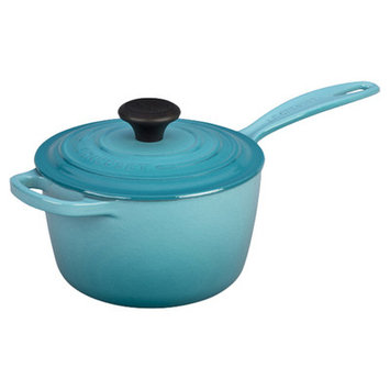 Le Creuset Signature 3.25 qt. Covered Saucepan