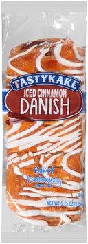 Tastykake® Iced Cinnamon Danish 5.25 oz. Pack