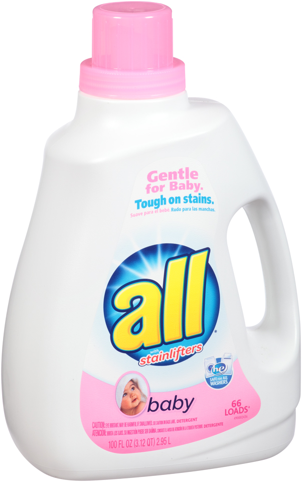 all® baby Laundry Detergent