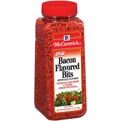 McCormick  Bacon Flavored Bits 13 Oz Shaker