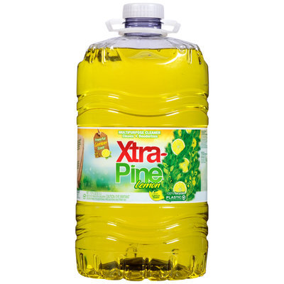 Xtra-Pine® Lemon Multipurpose Cleaner 172 fl. oz. Bottle