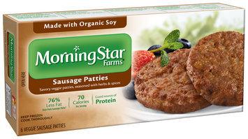 MorningStar Farms® Veggie Sausage Patties
