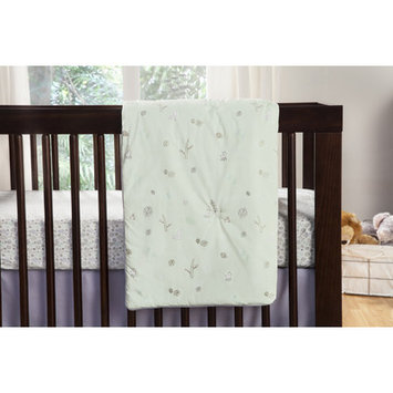 Million Dollar Baby Babyletto Tranquil Woods 2-in-1 Play Blanket