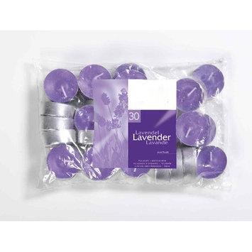 Light In The Dark Lavender Scented Tea light Candles (Set of 30)