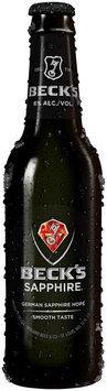 Beck's Sapphire Beer