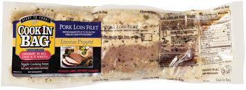PrairieFresh Prime® Cook-in-Bag® Lemon Pepper Pork Loin Filet