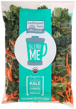 earthbound farm® organic blend me mixed vegetables