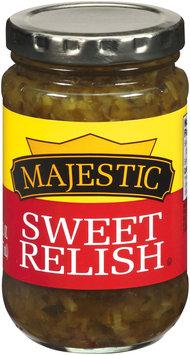 Majestic Sweet Relish Pickles 8 fl. oz.