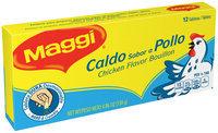 MAGGI Chicken Flavor Bouillon Tablets 4.86 oz. Box