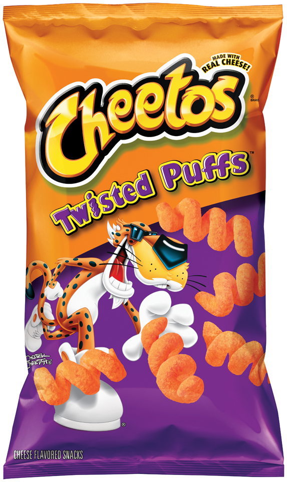 Cheetos® Twisted Puffs™ Cheese Flavored Snacks