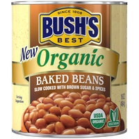 Bush's® Organic Baked Beans 16 oz. Can