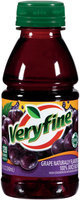 Veryfine® Grape Naturally Flavored 100% Juice Blend 8 oz