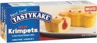 Tastykake Jelly Krimpets Sponge Cakes 12 Ct Box