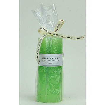 Mill Valley Candleworks Spa Day Scented Pillar Candle Size: 5