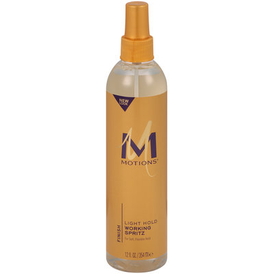 Motions® Light Hold Working Spritz 12 fl. oz. Spray Bottle