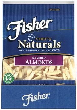 Fisher® Chef's Naturals® Slivered Almonds 2 oz Bag