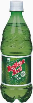 Northern Neck Pale Dry Ginger Ale 20 oz Plastic Bottle