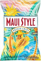 Maui Style Potato Chips 2.875 oz. Plastic Bag