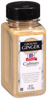 McCormick® Culinary Selects™ Ground Ginger 8 oz. Shaker
