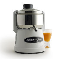Omega Juicer w/ Stainless Steel Top 9000